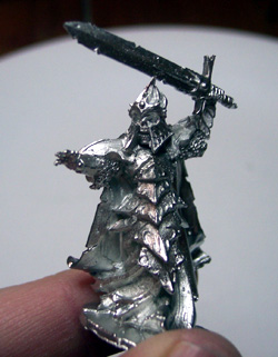 pewter miniature undead